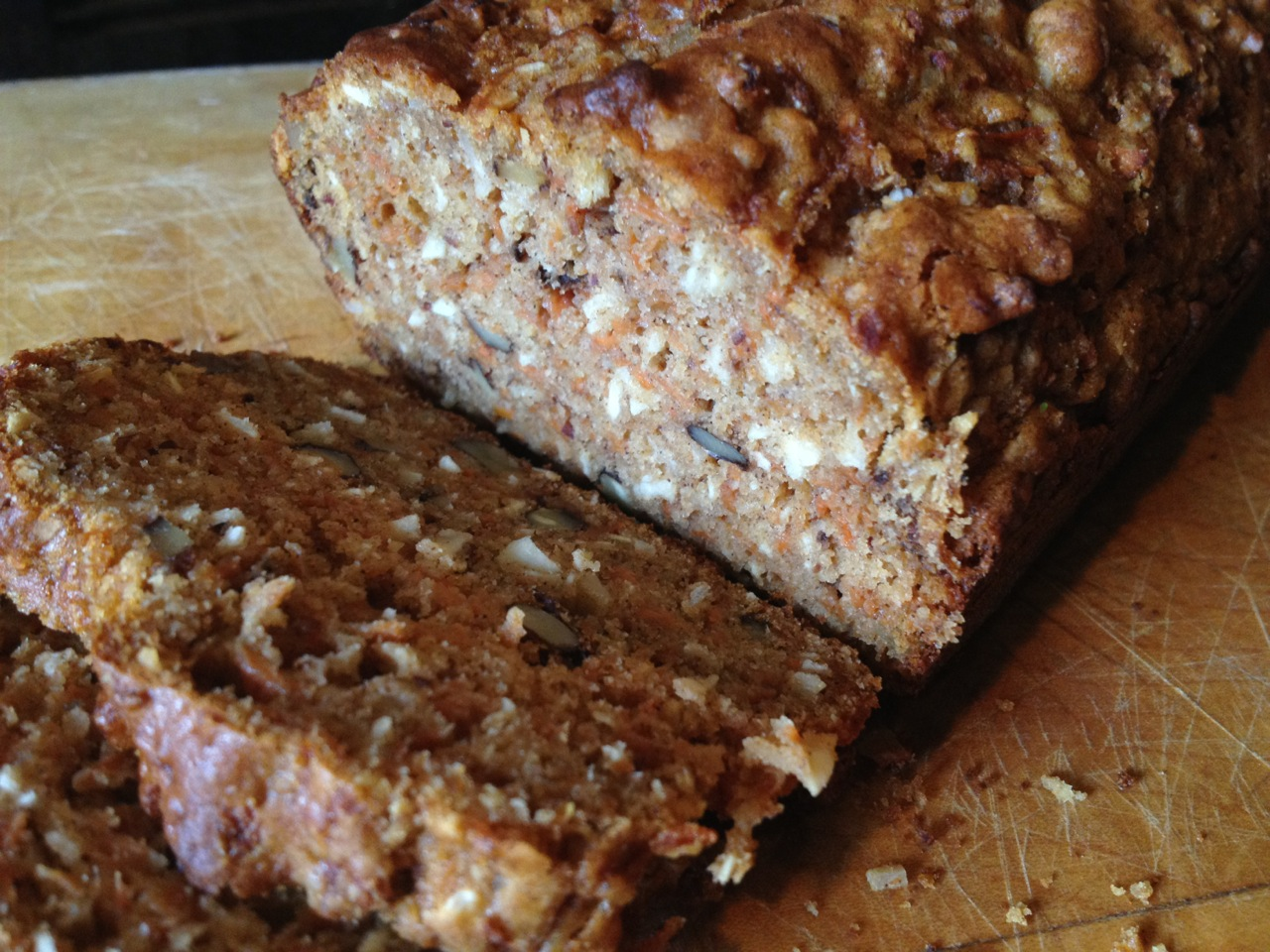 Carrot Nut Bread – Not too Sweet, But a Whole Lot of Yumminess (and ...
